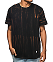 Akomplice VSOP Trebor camiseta negra blanqueada
