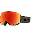 Anon M2 MFI Playboy Red Solex Snowboard Goggles