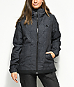 Aperture Creekside Black Lace 10K Snowboard Jacket