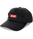 Artist Collective Lit AF Black Baseball Hat