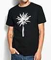 Artist Unknown Palmira Black T-Shirt