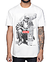 Asphalt Yacht Club x Eazy E x Mike Miller Eazy Does It White T-Shirt