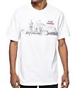 Baker x Trailer Park Boys White T-Shirt