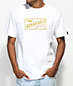 Benny Gold Classic Stamp White T-Shirt
