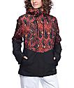 Billabong Akira Tribal & Black 10K Snowboard Jacket