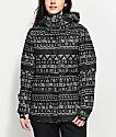 Billabong Akira Wandering Black 10K Snowboard Jacket