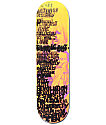 "Blackout Punk Revolution 8.5"" Skateboard Deck"