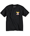 Bones Boys Ripper Black T-Shirt
