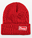 Brixton Coors Red Gas Station Beanie