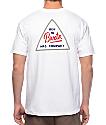 Brixton Cue White T-Shirt