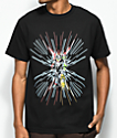 Brooklyn Projects Voltron Power Force Black T-Shirt