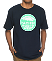 Casual Industrees 2-Color Navy T-Shirt