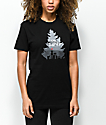 Casual Industrees Johnny Tree Rainier Black T-Shirt
