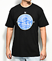 Casual Industrees PNW Explorer Black T-Shirt