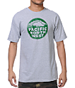 Casual Industrees PNW Grey T-Shirt
