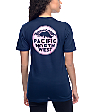 Casual Industrees PNW Navy T-Shirt
