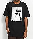 Casual Industrees PNW Sick Day Black T-Shirt