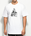 Casual Industrees SEA Johnny Tree White T-Shirt