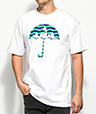 Casual Industrees SEA Umbrella White T-Shirt