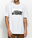 Casual Industrees Sea Dome To Dust Grey T-Shirt