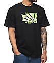 Casual Industrees WA Brah Canopy Black T-Shirt