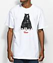 Casual Industrees x Rainier R Bear White T-Shirt