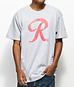 Casual Industrees x Rainier R Lit Grey T-Shirt