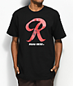 Casual Industrees x Rainier R Map Black T-Shirt