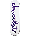 "Chocolate Berle OG Chunk 8.5"" Skateboard Deck"