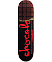 "Chocolate Hsu Chocolate Bar 8.25""  Skateboard Deck"