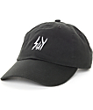 Civil Slay Black Baseball Hat
