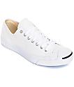 Converse Jack Purcell White Shoes