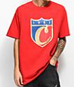 Cookies Carrera Logo camiseta roja