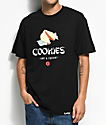 Cookies Fame And Fortune Black T-Shirt