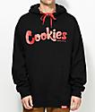 Cookies Thin Mint Black & Red Hoodie
