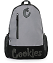 Cookies Thin Mint Smell Proof Grey & Black Backpack
