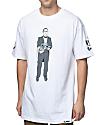 Cookies X Wizop Butler camiseta blanca