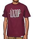 Cookies x Wizop Burgundy T-Shirt