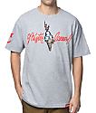 Cookies x Wizop Mister Icee Heather Grey  T-Shirt