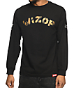 Cookies x Wizop Tiger Wizop Black Long Sleeve T-Shirt