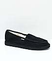 Cords Draper Black Slippers