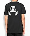 Crab Grab Worlds Best Black T-Shirt