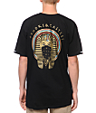 Crooks and Castles Pharaoh 2.0 Black T-Shirt