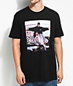 Cross Colours Dre & Snoop Legends Black T-Shirt