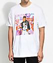 Cross Colours Fresh Legends White T-Shirt