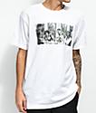 Cross Colours Prince Dinner White T-Shirt