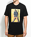 Cross Colours Snoop Legends Black T-Shirt