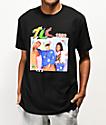 Cross Colours TLC Black T-Shirt