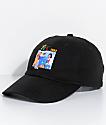 Cross Colours TLC Group Photo Black Strapback Hat