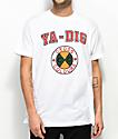 Cross Colours Ya Dig White T-Shirt